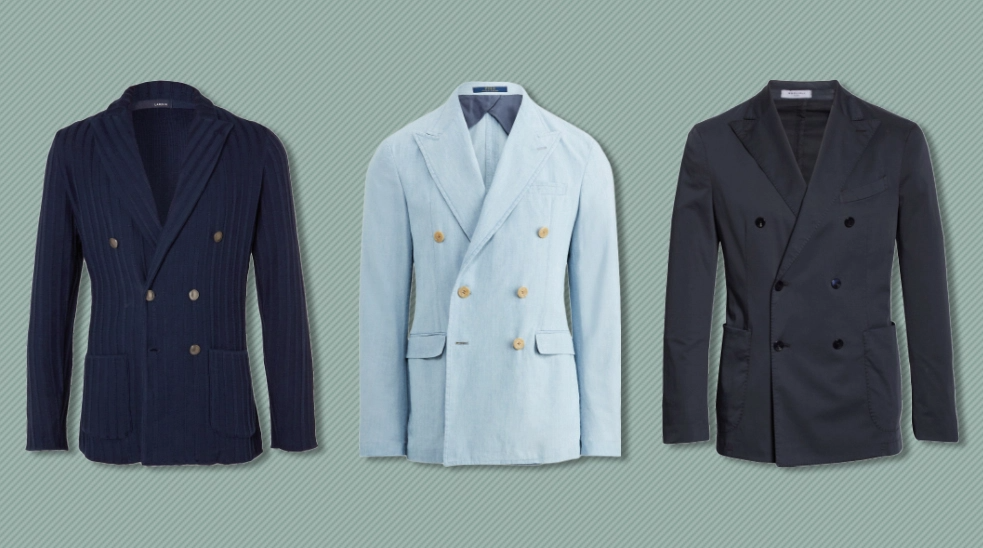 How A Blazer Should Fit